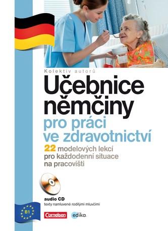 Učebnice němčiny pro práci ve zdravotnictví