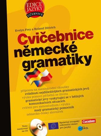 Cvičebnice německé gramatiky - Evelyn Frey