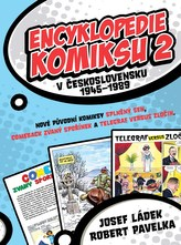 Encyklopedie komiksu v Československu 1945–1989 2