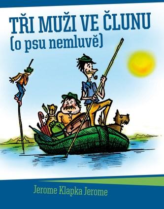 Tři muži ve člunu - Nidhi Verma