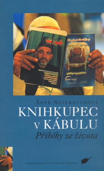 Knihkupec v Kábulu