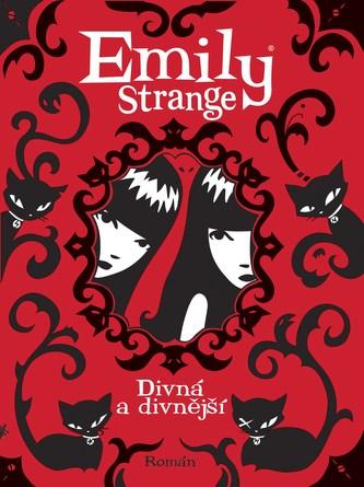 Emily Strange - Divná a divnější - Rob Reger