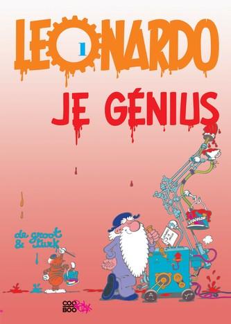 Leonardo 1 - Je génius!