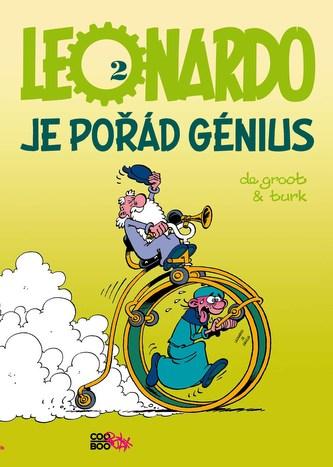 Leonardo 2 - Je pořád génius