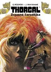 Thorgal - Zrazená čarodějka