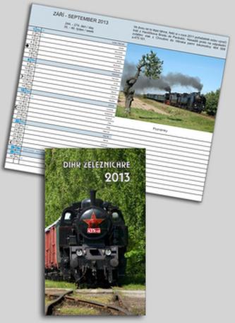 Diář železničáře 2013