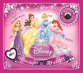 Disney princezny 3D
