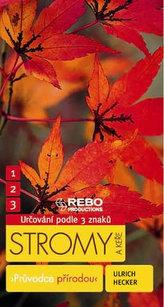 Stromy a keře - Průvodce přírodou - 3 znaky - Klíč ke spolehlivému určování