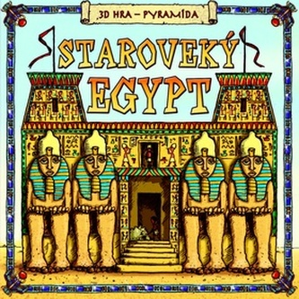 Staroveký Egypt 3D hra