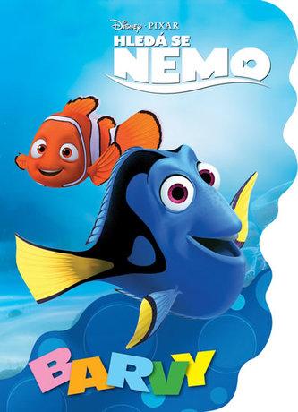 Hledá se Nemo - barvy