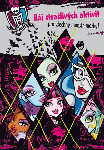 Monster High - Hádanky 2