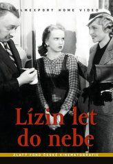 Lízin let do nebe - DVD digipack