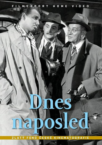 Dnes naposled - DVD digipack