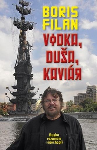 Vodka, duša, kaviár
