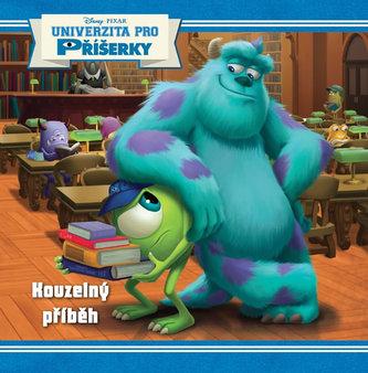 Monsters University - filmový příběh (32 stran)