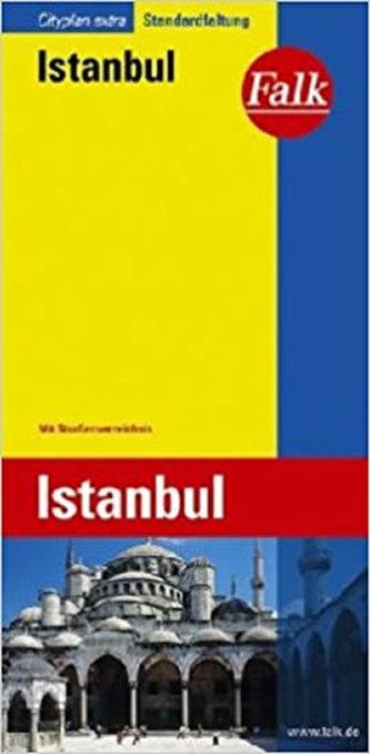 Istanbul - plán extra FK 1:15T