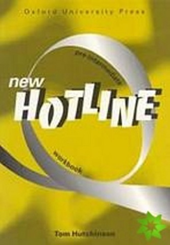 New hotline Pre-intermediate Teacher´s book