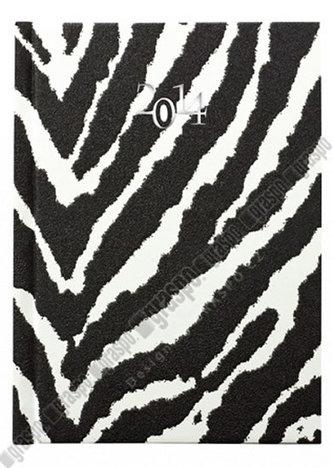 Diář 2014 Zebra