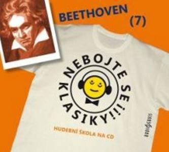 Nebojte se klasiky 7 - Ludwig van Beethoven - CD - neuveden