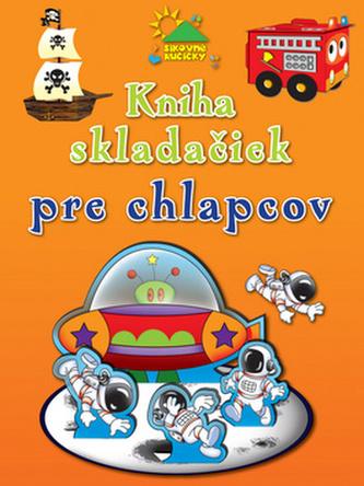 Kniha skladačiek pre chlapcov