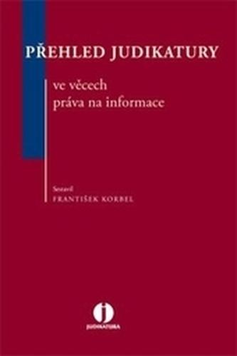 Přehled judikatury ve věcech práva na informace