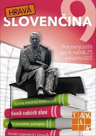 Hravá slovenčina 9