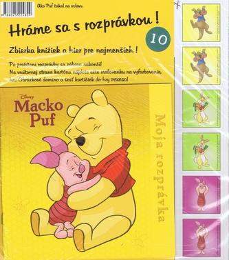 Moja rozprávka Macko Puf