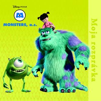 Moja rozprávka Monsters, a.s.