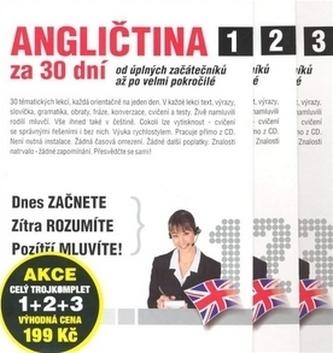 Angličtina za 30 dní multipack