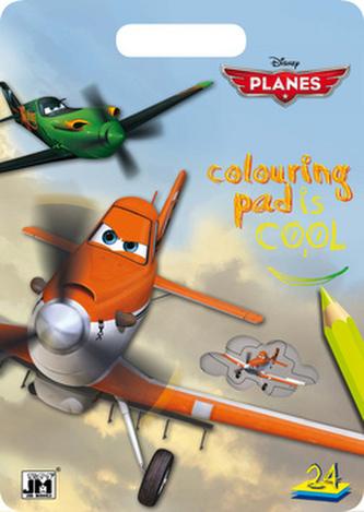 Letadla - Kreativní blok