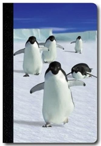 Deníček - Úžaska - Tučňáci