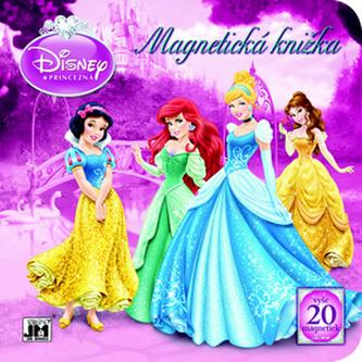Disney Princezné Magnetická knižka