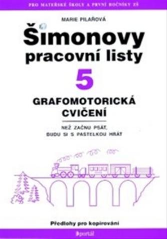 Šimonovy pracovní listy 5 - Marie Pilařová