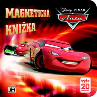 Disney/Pixar Autá Magnetická knižka
