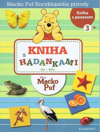 Macko Puf Encyklopédia prírody Jar - leto