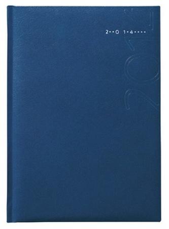 Diář 2014 Kronos modrý