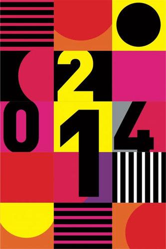 Diář 2014 - Vzor - Týdenní magnetický