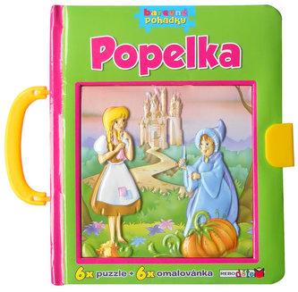 Popelka - zábava s puzzle