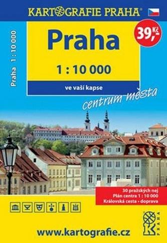Praha centrum města