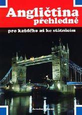 Angličtina přehledně pro každého až ke státnicím - brožovaná