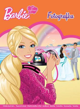 Barbie - Chtěla bych být - Fotografka
