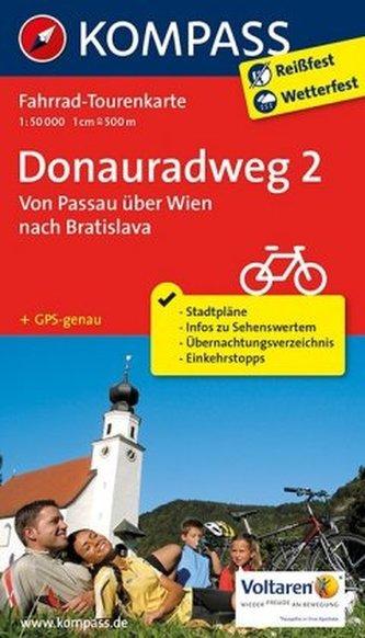 Donauradweg 2, Passau-Wien-Brat.  7004  NKOM