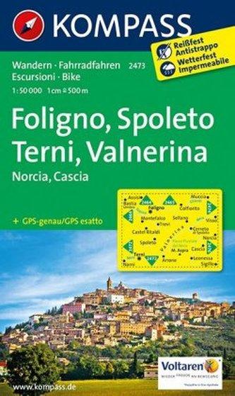 Foligno, Spoleto, Terni  2473    NKOM