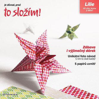 Lilie - Už víte, komu jí dáte?