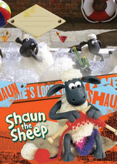 Školní sešit A4 čtverečkovaný - Ovečka Shaun