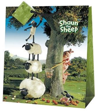 Ovečka Shaun, dárková taška, velká 2