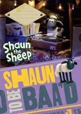 Sešit - Ovečka Shaun/A4 nelinkovaný 40 listů