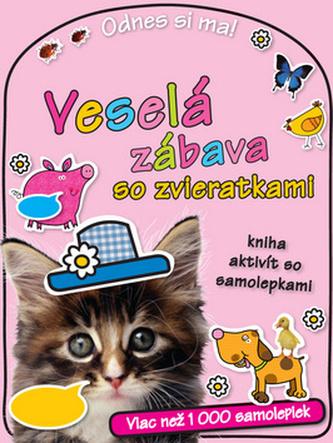 Veselá zábava so zvieratkami Odnes si ma!