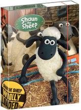 Desky na školní sešity A4 - Ovečka Shaun
