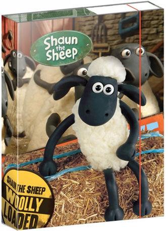 Desky na školní sešity A4 - Ovečka Shaun - neuveden